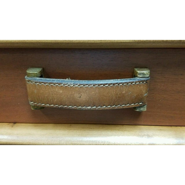 1950s Mid-Century Modern Johnson Brothers Paul Frankl Station Wagon Series Double Chest - P For Sale - Image 10 of 11