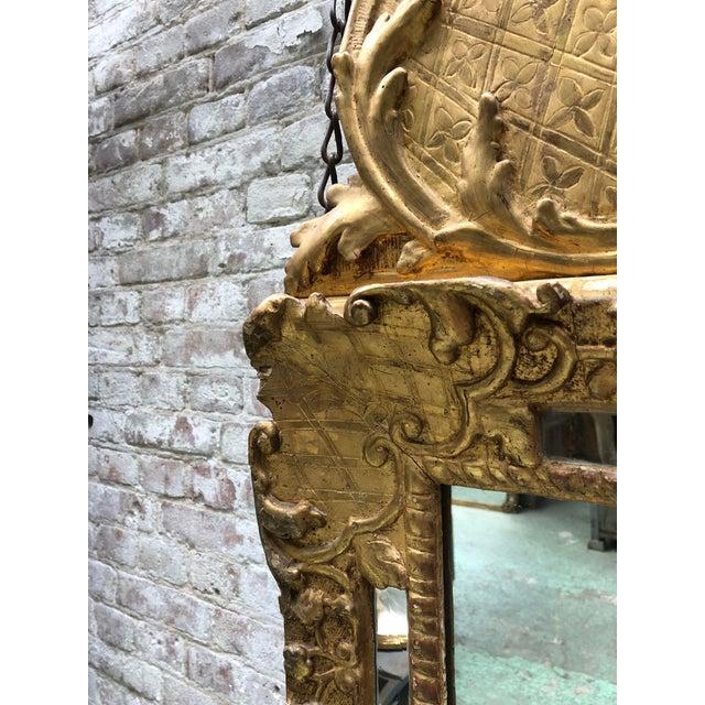 Louis XIV 18th Century Mirror Louis XIV For Sale - Image 3 of 6