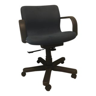 1990s Vintage Knoll Bulldog Office Chair