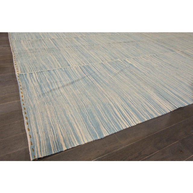 21st Century Contemporary Kilim Rug For Sale - Image 4 of 6
