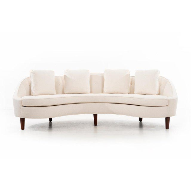 "Edward Wormley ""Oasis"" Sofa For Sale In New York - Image 6 of 8"