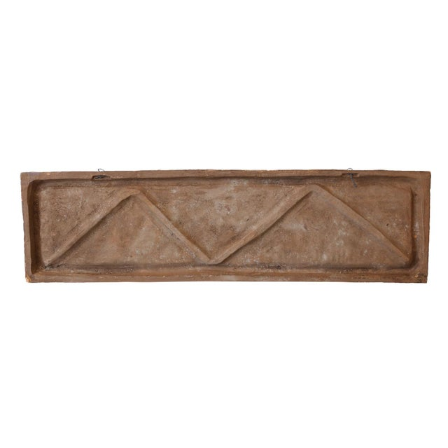 Mid 18th Century Italian Rococo Terracotta Frieze For Sale - Image 5 of 6