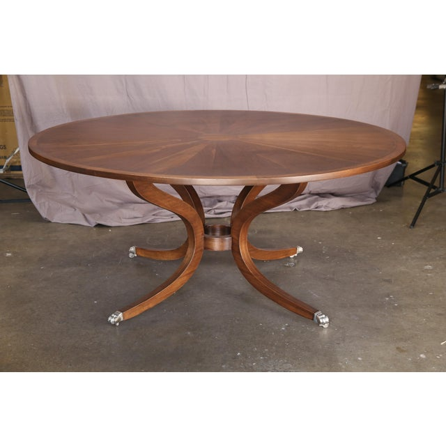 Round Dessin Fournir Dining Table or Center Table For Sale - Image 11 of 11