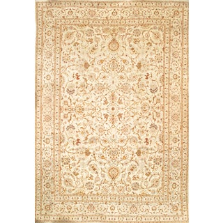 Pasargad Persian Kashan Rug - 10′11″ × 15′9″ For Sale