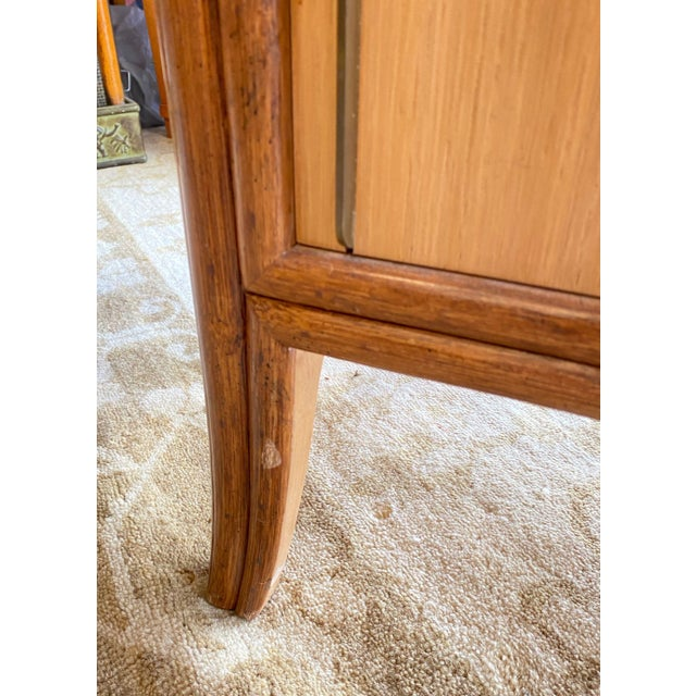 McGuire Sideboard/ Cabinet For Sale - Image 10 of 11