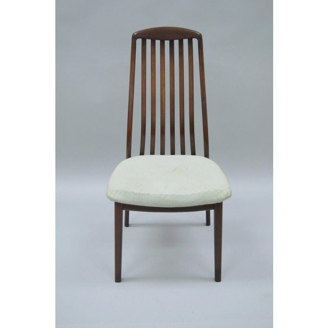 Dyrlund Mid-Century Danish Modern Teak Dining Chair - Image 10 of 11