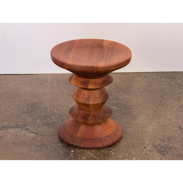 """Charles and Ray Eames Eames Time Life Stool """"C"""" For Sale - Image 4 of 8"""