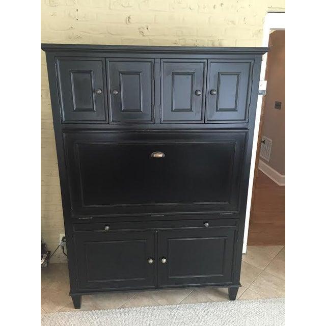 Alderson computer cabinet