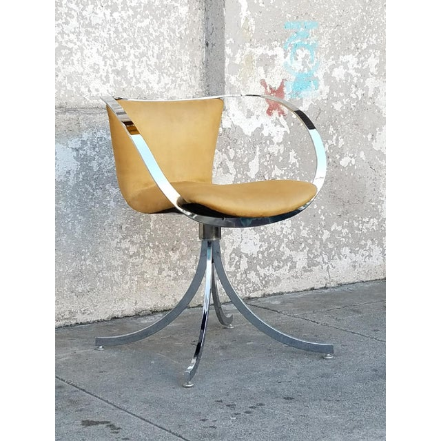 Italian Modern Chairs - Set of 4 - Image 7 of 7