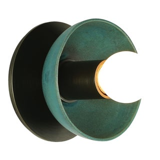 Small Emmet Sconce by Pax Lighting For Sale
