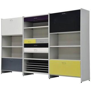 Andre Cordemeijer Gispen 5600 Modular Cabinet