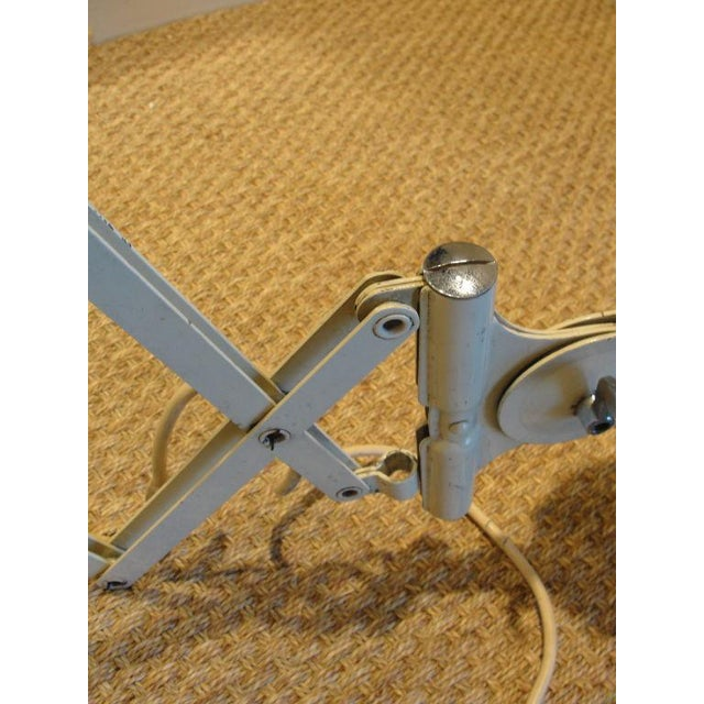Vintage Scissor Wall Lamp by Christian Dell - Image 8 of 8