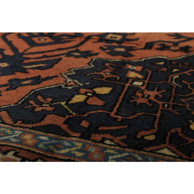This is a rare and stunning hand knotted 100% wool Anatolian rug circa 1950s. The Anatolian rug offers an insight into the...