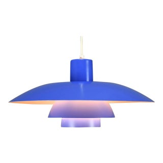 Vintage Poul Henningsen Ph 4/3 Pendant Light For Sale