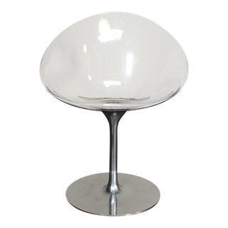 "Modern Philippe Starck for Kartell ""Eros"" Swivel Chair For Sale"