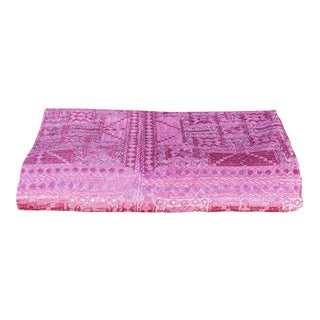 Lilac Sheesha Bed Cover For Sale