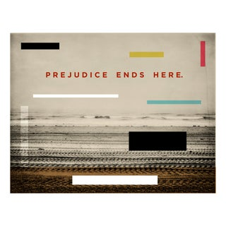 Prejudice Ends Here - Photograph by Guy Sargent For Sale
