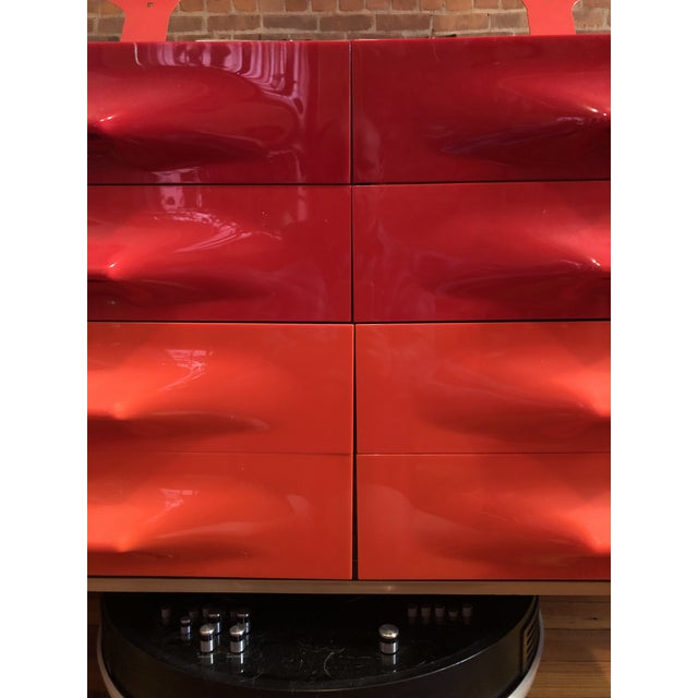 1960s Raymond Loewy Chest Of Drawers For Sale In New York - Image 6 of 11
