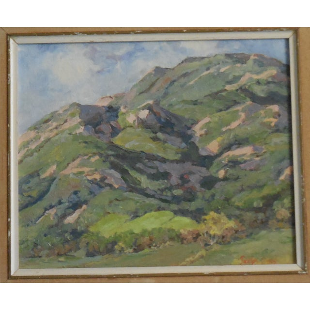Plein Air Oil Painting by Jocelyn Davis - Image 3 of 11