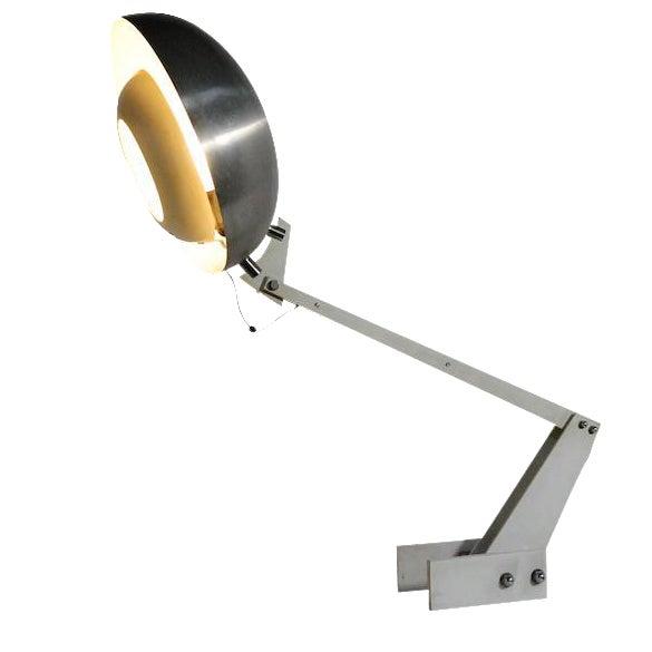 Wim Rietveld Desk Lamp For Sale