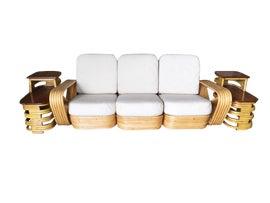 Image of Bamboo Sofa Sets
