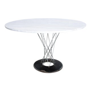 Mid Century Modern Cyclone Dining Table by Isamu Noguchi for Knoll For Sale