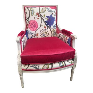 Highland House French Inspired Chair For Sale