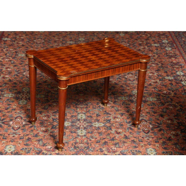 Jules Leleu Rectangular Coffee Table For Sale - Image 9 of 9