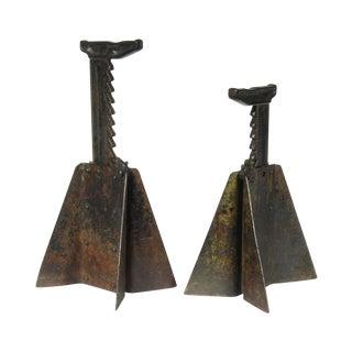 Mechanical Jacks - Pair For Sale
