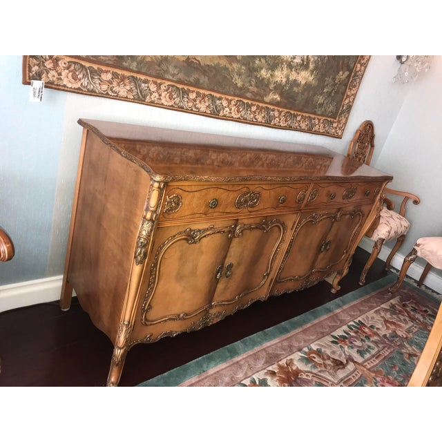 """Louis XV """"Beaucaire"""" Romweber Buffet For Sale - Image 10 of 11"""