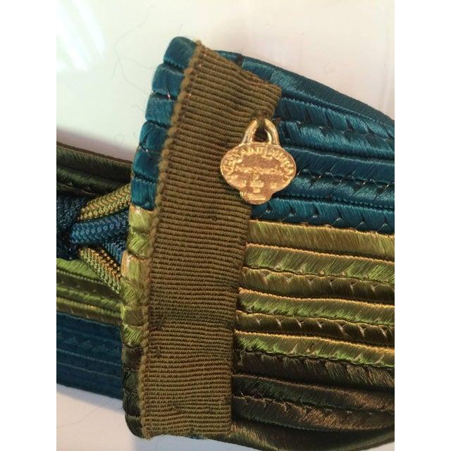 Vintage Yves Saint Laurent Russian Collection Passementerie Tassel Belt Ysl For Sale - Image 9 of 12