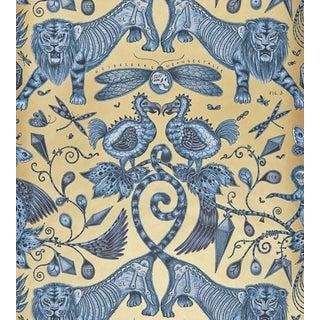 Emma J Shipley Extinct Wallpaper by Clarke & Clarke - Price Per Yard For Sale