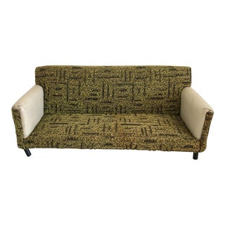 Salesman's Sample Miniature Mid-Century Modern Sofa