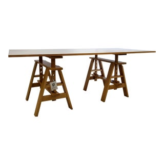 Leonardo Table by Achille Castiglioni for Zanotta For Sale