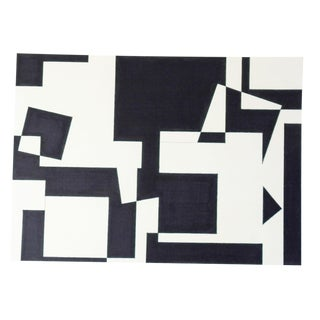 Geometric Abstract Drawing For Sale