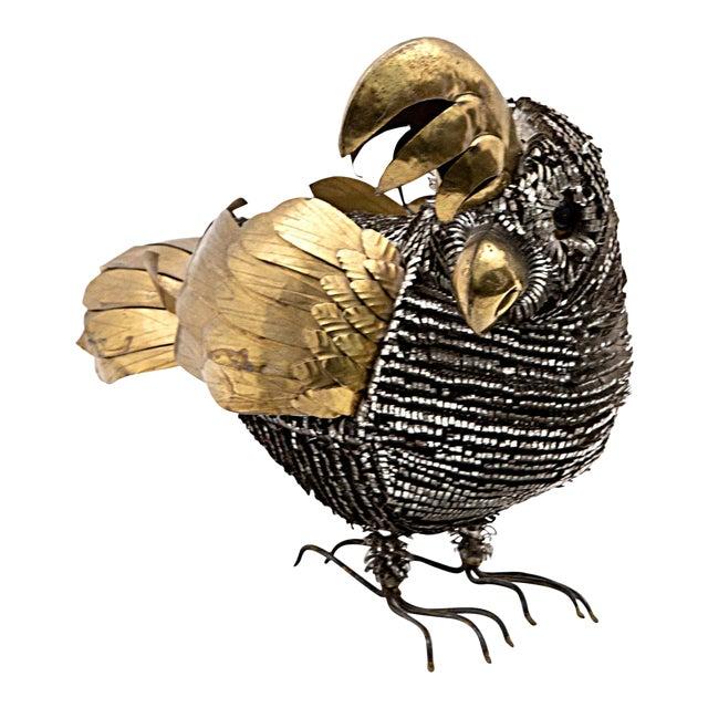 Bustamente Metal Cockatoo For Sale