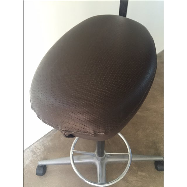 Drafting Stool by George Nelson for Herman Miller For Sale In Los Angeles - Image 6 of 7