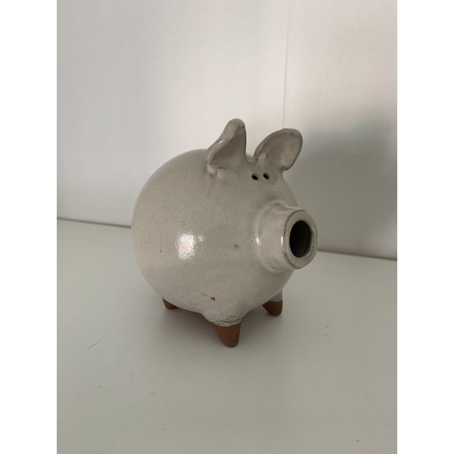Terracotta Pig Figurine For Sale In Minneapolis - Image 6 of 7