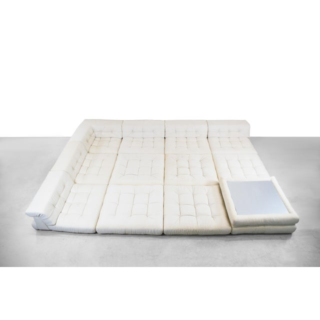 14 Piece Roche Bobois Mah Jong Sofa by Hans Hopfer - 14 Pieces For Sale - Image 10 of 11