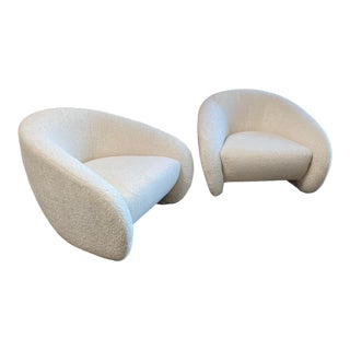 Italian Armchairs by Ipa Cavalli - a Pair For Sale