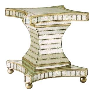 John-Richard Erlinda Mirrored Table Base For Sale