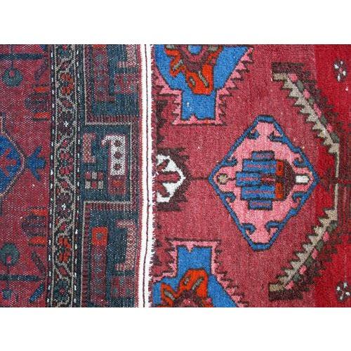 Persian Asad-Abad Hamedan Carpet - 4′ × 7′ - Image 6 of 6