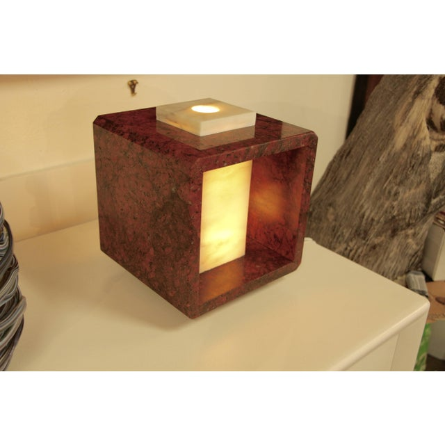 Early 21st Century Carlos Gaona Lamp For Sale - Image 5 of 6