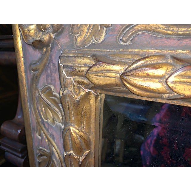1990s Dauphine Harrison & Gil Mirror For Sale - Image 5 of 7