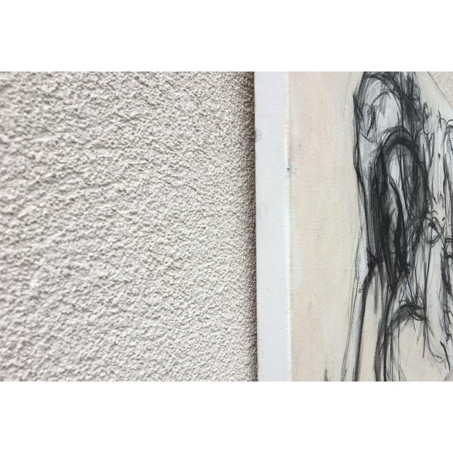 Heidi Lanino Polo Players VI Painting For Sale - Image 4 of 5