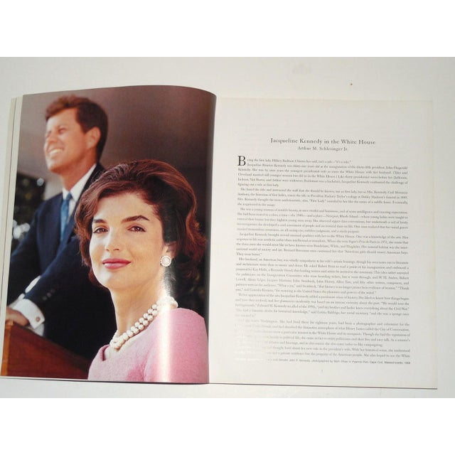 """Jacqueline Kennedy: White House Years"" Exhibit Book - Image 5 of 11"