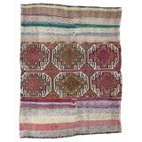 Image of Vintage Decorative Turkish Kilim Rug- 4′6″ × 5′11″ For Sale