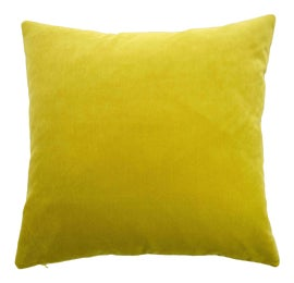 Image of Canary Yellow Textiles