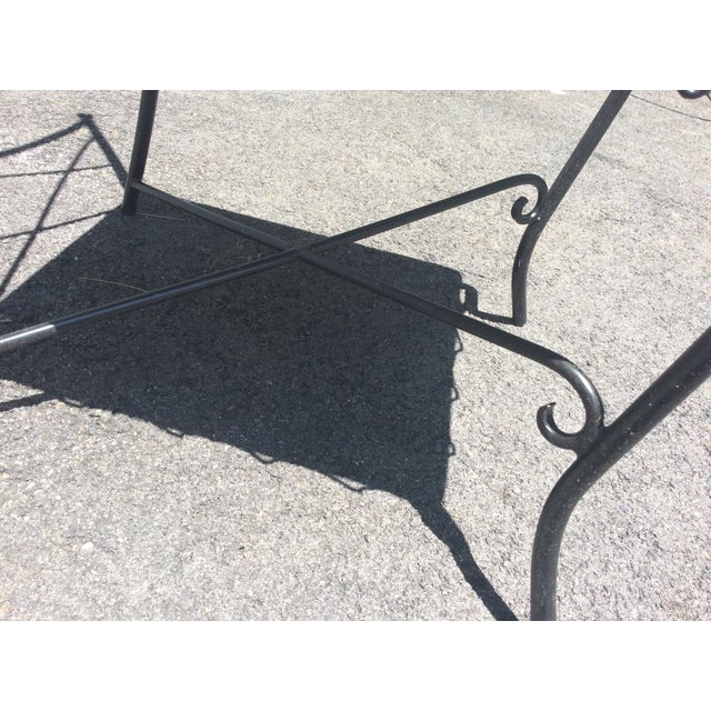Ruthie Sommers Outdoor Metal Chairs - Set of 6 - Image 6 of 7