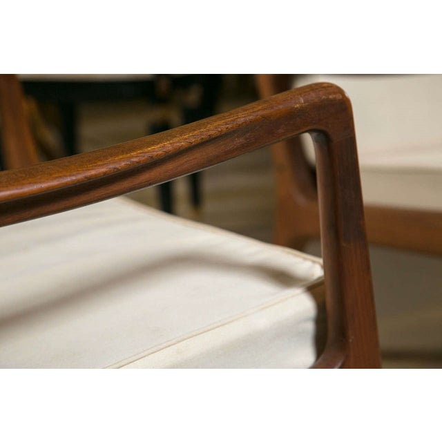 Ole Wanscher Mid-Century Teak Lounge Chair For Sale - Image 5 of 9